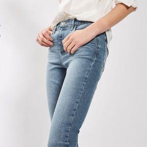 Top shop moto Jamie jeans!🌟